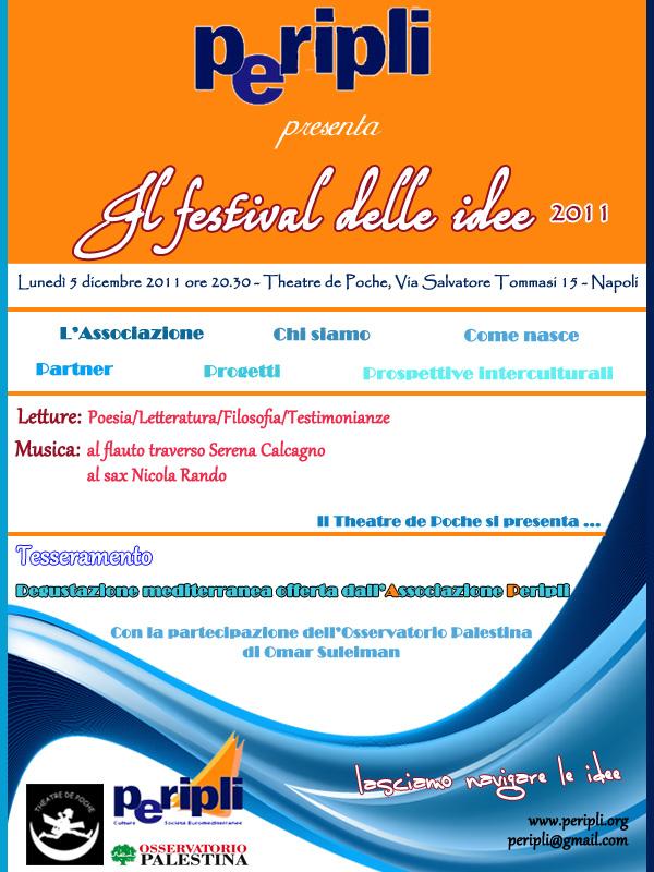 Festival delle idee 2011