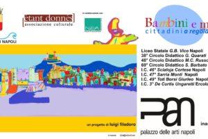 Bambini e Musei – cittadini a regola d'arte – Luigi Filadoro PAN Peripli (4)