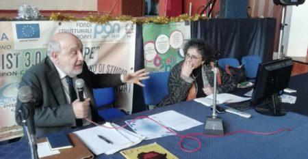 Salerno – Incontro con il Presidente Dastoli (1)
