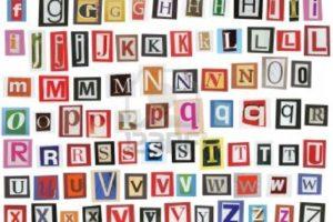 11764795-giornali-riviste-alfabeto-con-lettere-numeri